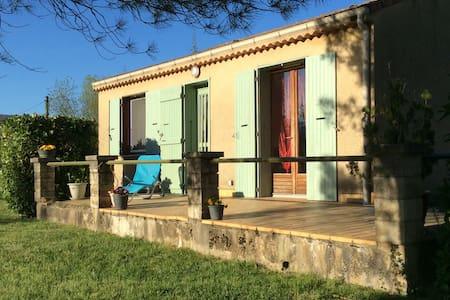 Gîte du Lac - Privas - 一軒家