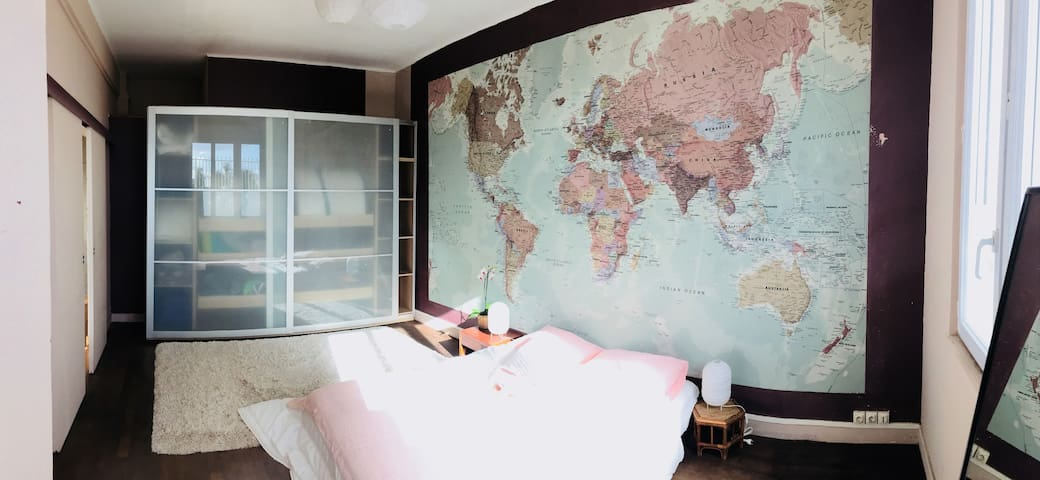 La chambre du monde