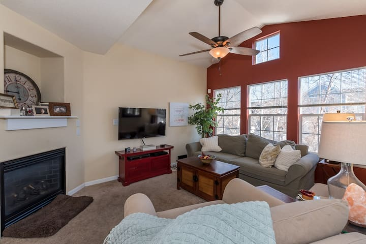 Beautiful private quarters near Boulder! - Lafayette - Sorház