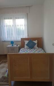 Süßes kleines Zimmer,