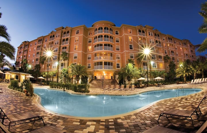 Mystic Dunes Resort & Golf Club 2BR Suite, SATURDAY Check-In