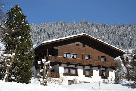 In the heart of Dolomiti Mountains2 - Valle San Silvestro