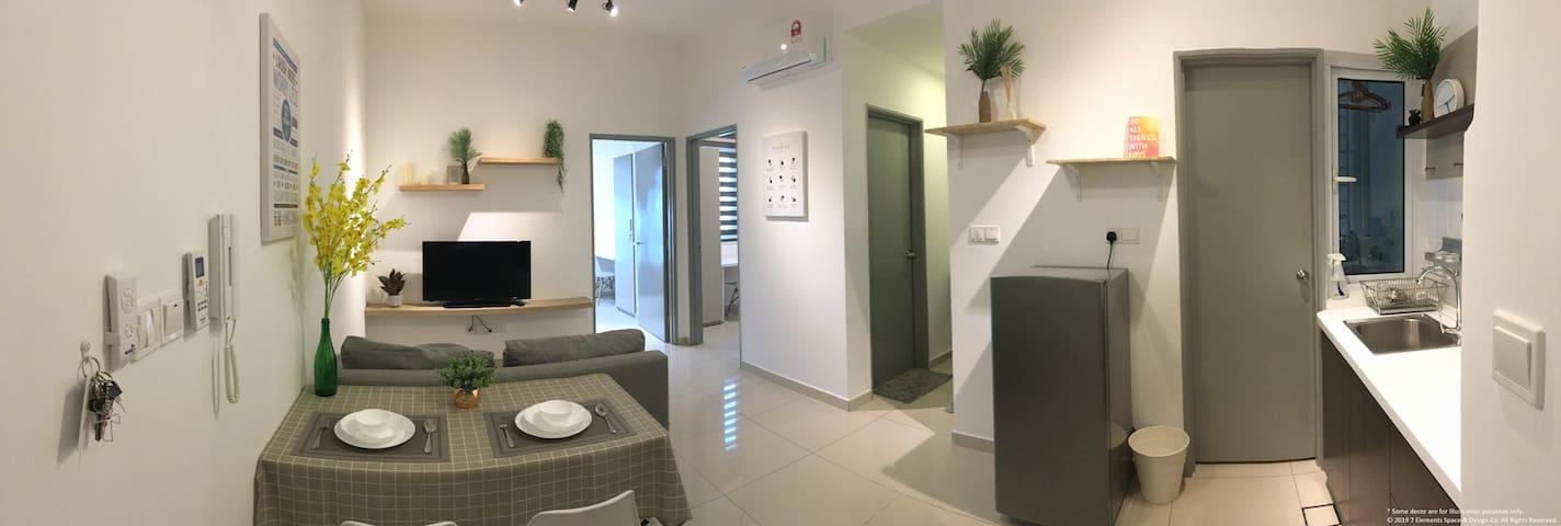 Cozy Homestay Mesahill Nilai Near AirportKLIA & F1