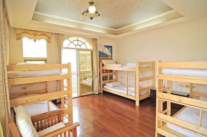 Penghu 7 Homestay Dormitory