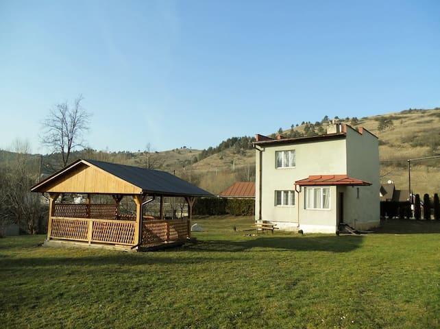 Pieninský národní park - Veľký Lipník - House