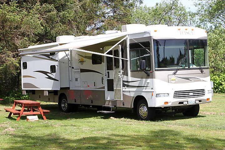 2007 Itasca 35' luxury motor home - Seattle - Camper/RV