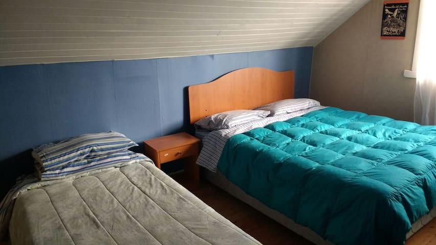 Habitación 3 personas