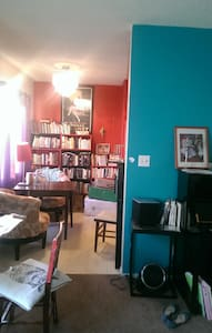 artsy 1 BD next to beach on rose ave - Los Angeles - Apartment