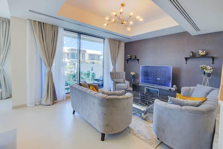 Fab 05BR+01 Maid's Room Villa, Maple 1 Dubai Hills
