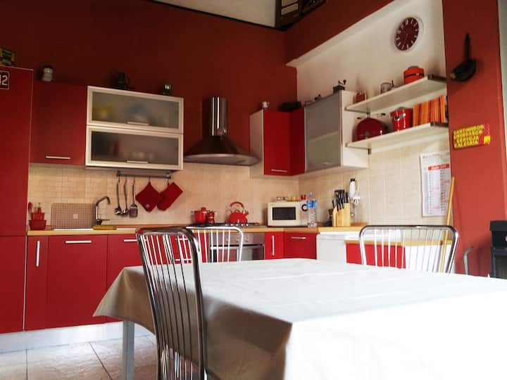 Grazioso appartamento al centro di Reggio   - WiFi