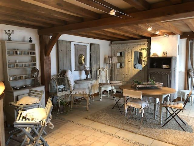 La maisonnette de Cancan