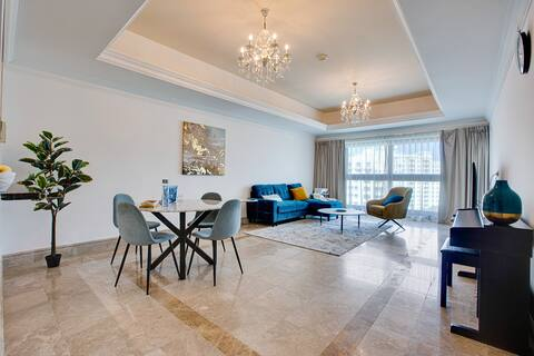 Luxury Apartment | 5* Hotel Beach, 6 Pools, Restaurants | Modern Design
