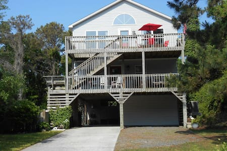 Beautiful home to enjoy on your OBX vacation! - Casa