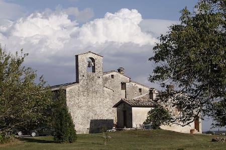 B&B La Canonica di San Michele - Монтериджони - Гестхаус