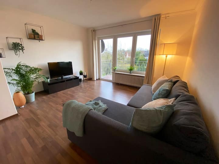 Moderne & naturnahe Wohnung in ruhiger Lage!