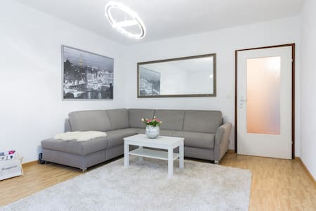 Nice Flat only 15 min to the fair - Hemmingen - Appartamento