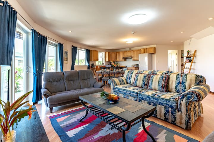Island Breeze, Spacious Family Friendly with Spa