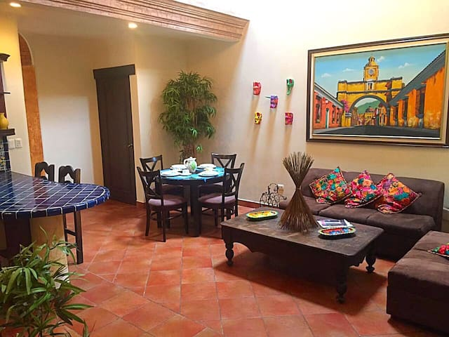 Beautiful apartment in Antigua - Antigua Guatemala - Apartamento