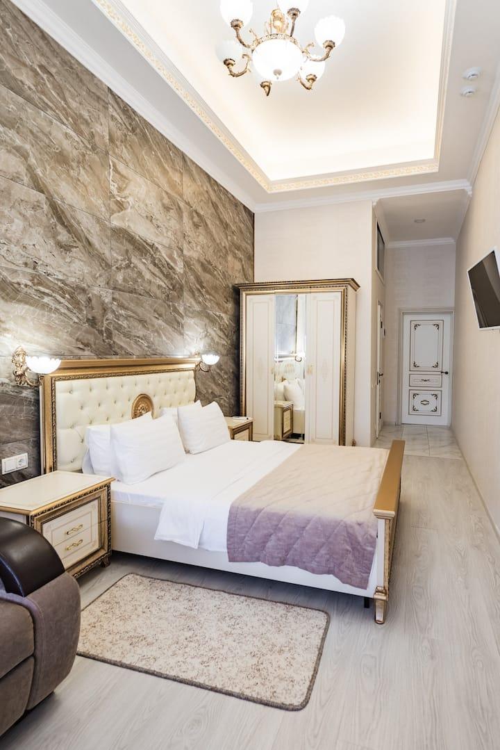 Апарт-отель Grand Gallery3*-апартамент 2-комнатный