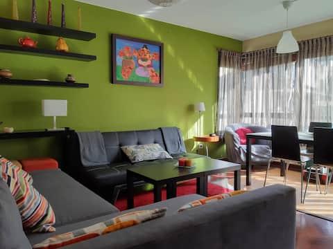 Precioso, tranquilo y cómodo piso en Arteixo.