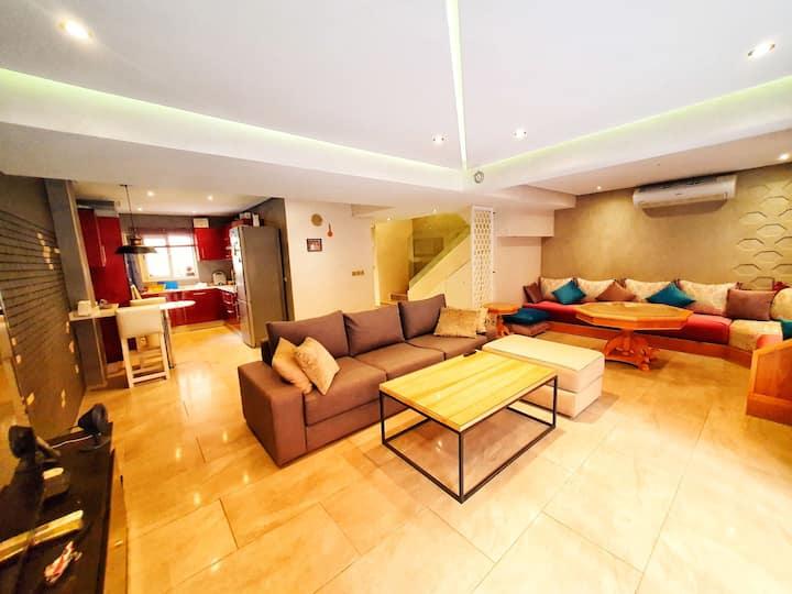 Appartement Duplex Marrakech