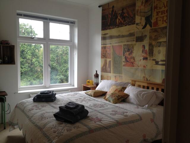 Twin/S king room, ensuite, short walk to centre - Royal Tunbridge Wells - Ház