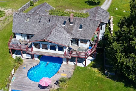 Ocean View with Pool on Cortes - Sleeps 16