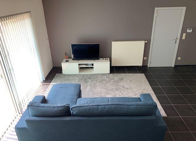 Ruim appartement, goed gelegen in Diest
