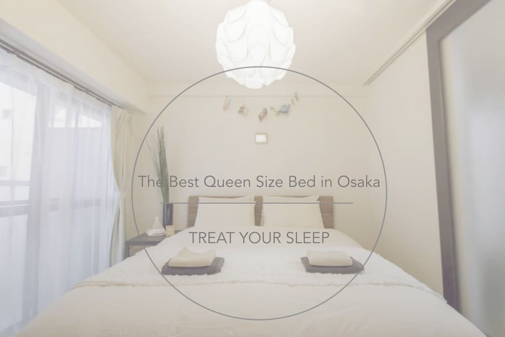 Thank you for visiting my listing. If you are looking for a comfortable place in Osaka, you are on the right page :)