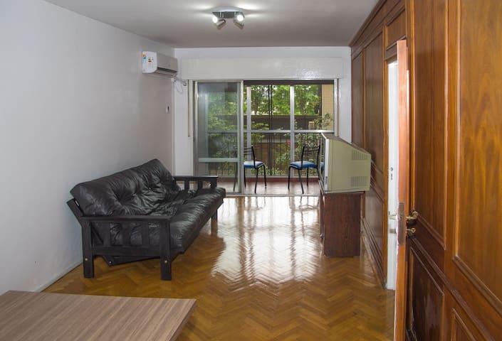 Apartamento Luminoso en el Centro de Buenos Aires