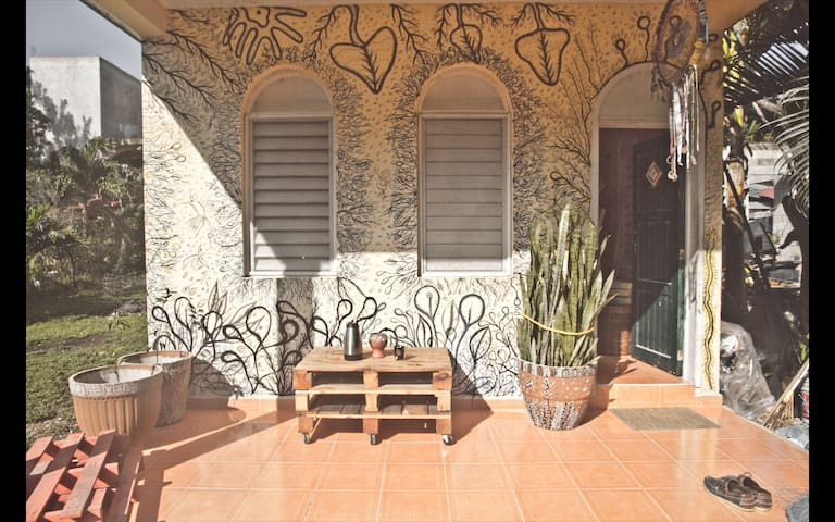 The Painter House-Bacalar. - Bacalar - Apartment