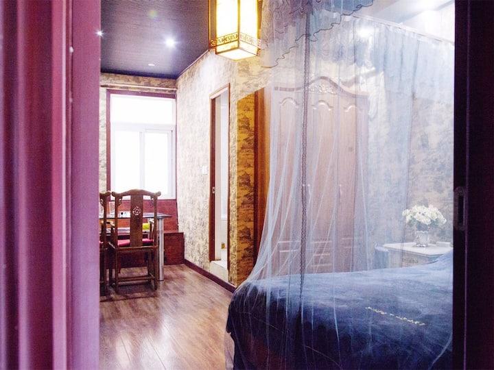 城墙边民宿小公寓1号房