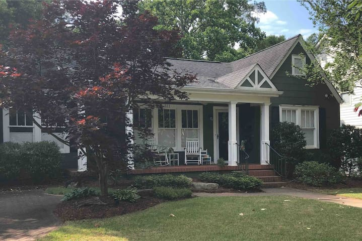Greenville Home close to downtown and GHS