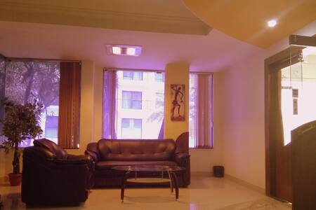Compact Panache - Two Bedroom Apartment