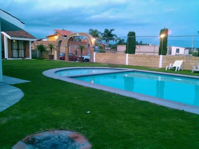 Villa Bonanza. (A2 min de africam safari)
