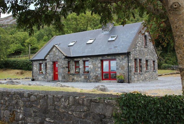 The Stone House, Gleninagh, Ballyvaughan, Co Clare