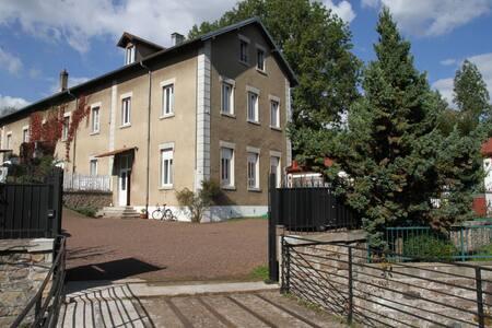 Les chambres noires - Mélisey - Gæstehus