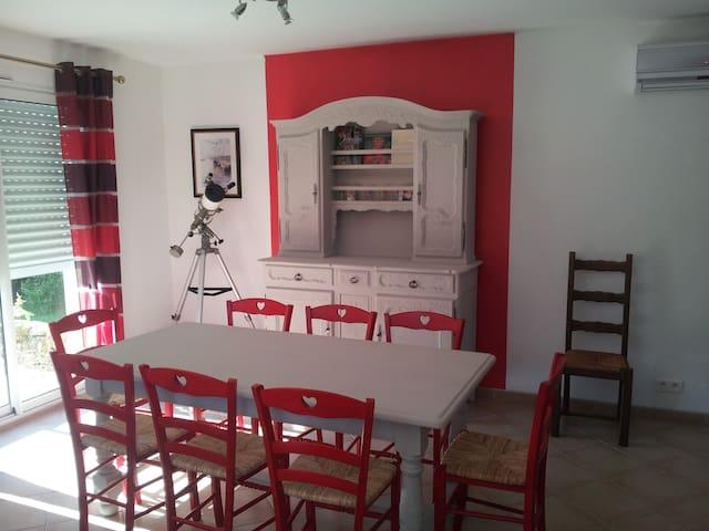Maison de charme, au calme - Auray - Haus