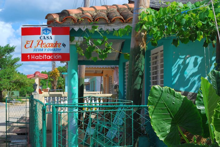Villa El Pescador Silvia y Siviadys
