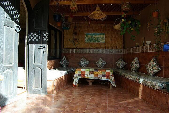Cosy, Moroccan home in sunny Agadir.