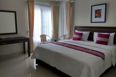 Deluxe Room A3 Puri Ratna Juwita Batusangkar