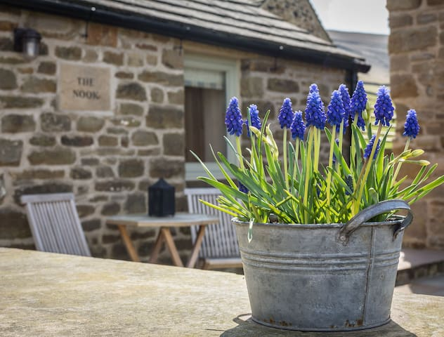 The Nook - an idyllic rural bolt hole...