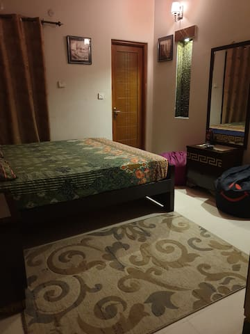 Luxury rooms & separate portion