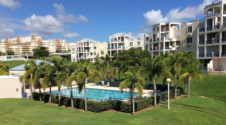 Amazing Costa Brave Condo with Pool View