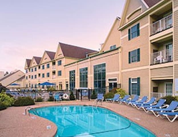 2 Bedroom Deluxe at Wyndham Bentley Brook Resort - Hancock