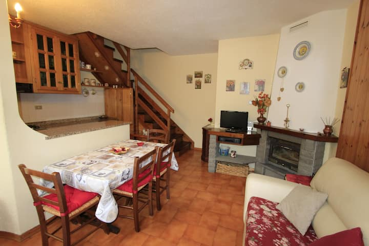 "Appartamento ""Il campo"" Abetone, Fontana Vaccaia."
