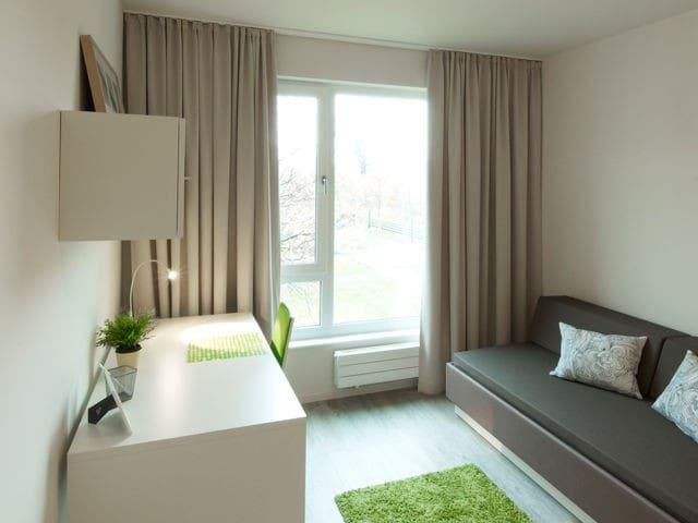 Hotelflair mit Parkplatz - Potsdam - Huoneisto