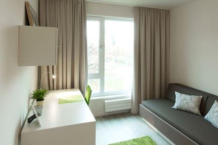 Hotelflair mit Parkplatz - Potsdam - Apartamento