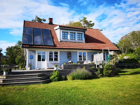 Privat hus på vakre, solfylte Sydkoster