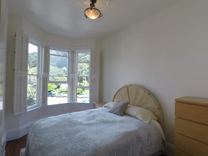 Victorian 1 bedroom near Buena Vista Park